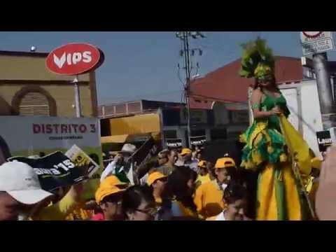 Arrancan campañas el PRD DF con batucada y baile