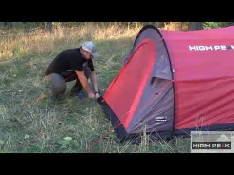 Відео демонстрація Двомісна туристична High Peak Stella 2