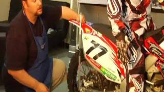 6. Dirt Bike Suspension Adjustment