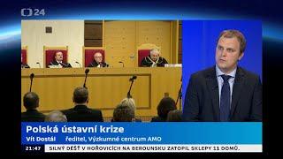 Polská ústavní krize