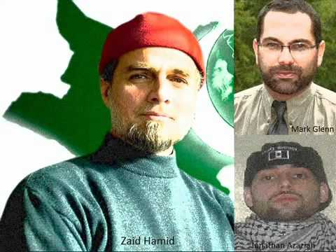 Zaid Hamid with Mark Glenn and Jonathan Azaziah - Pakistan, the last frontier! (Oct 11th 2011)