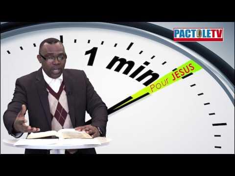 Je ne te délaisserai point - 1 Minute Pour Jésus - Pasteur Joao Carlos Maswanga
