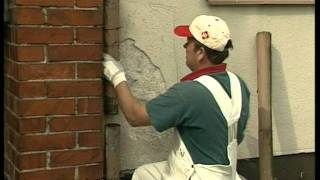 Окраска каменных фасадов