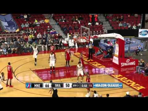 2015-16 NBDL Highlights