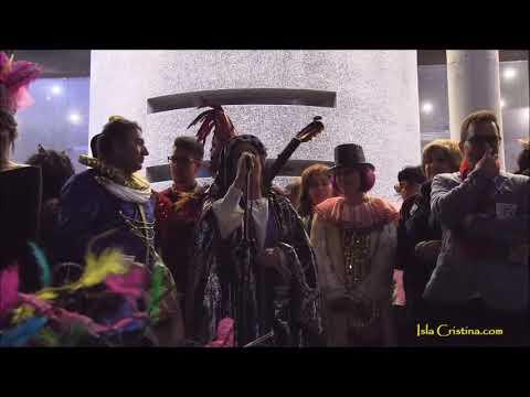 Isla Cristina: Entrega del Pito de Caña – Comienzo Carnaval de calle