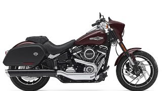9. 2018 Harley-Davidson Sport Glide Specs and Price