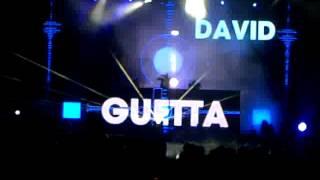 2012 DAVID GUETTA