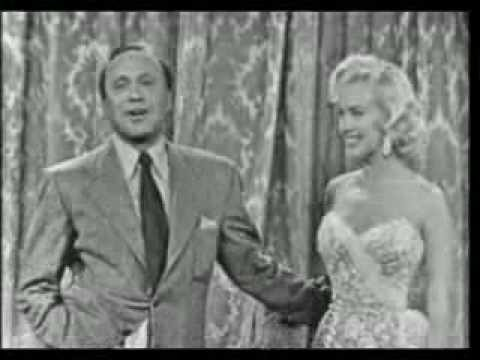 Television Show - https://www.youtube.com/user/SGTG77 Rare Television Appearance By Marilyn. September 1953.