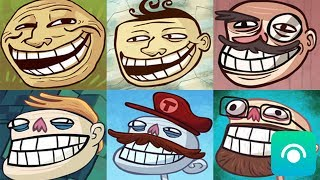 Troll Face Quest: All Games - Gameplay Walkthrough - All Levels (iOS, Android) Troll Face Quest All Games Walkthrough Playlist ...