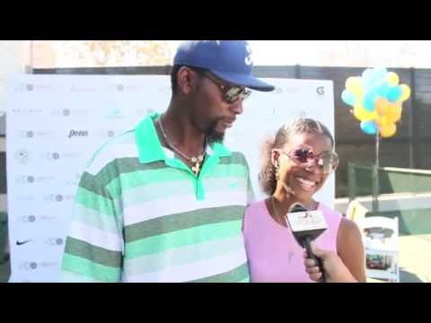 The Beverly Hills Celebrity Tennis Tournament Attendees/Patrick Elame