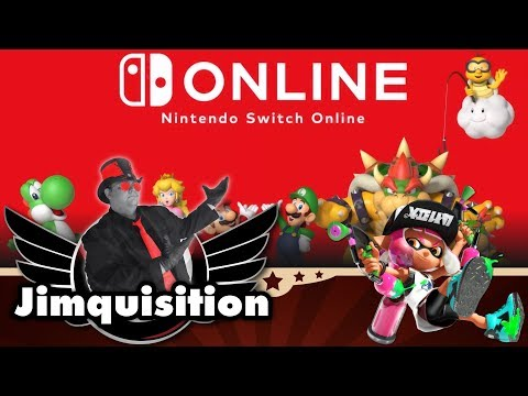 Nintendo Switch Online's Cloud Save Debacle (The Jimquisition) (видео)