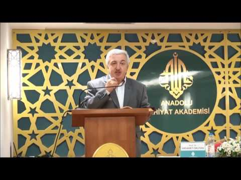 Prof. Dr. Mehmet OKUYAN ile ''KUR'AN'DA AYET KAVRAMI'' Konulu Konferans