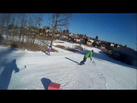 (cz) Ski Máchovka červená 2018