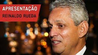 Apresentação Reinaldo Rueda no Fla