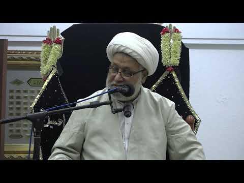 1441 AH – Rabi ul Awwal – 3 – Shab – Majlis