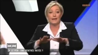 Video Intégral Zemmour  Naulleau Vs Marine Le Pen 12 janvier 2013 MP3, 3GP, MP4, WEBM, AVI, FLV Mei 2017