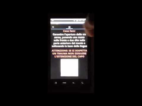 Video of Primo Soccorso
