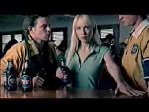Tooheys Beer commercial