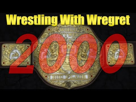 The WCW Championship in 2000 | Wrestling With Wregret