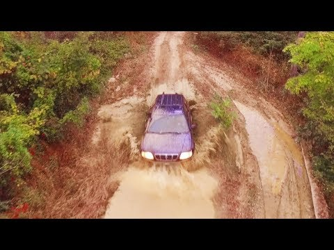 Subaru Forester Off-Road Craziness (видео)