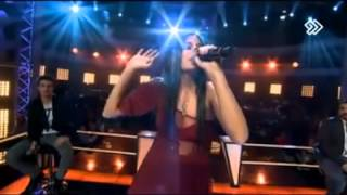 آیدا دختر ایرانی با آهنگ ترکی در ترکیه  IDA  IRANIAN SIGNER
