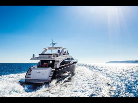 Princess 88 Motor Yachtvideo