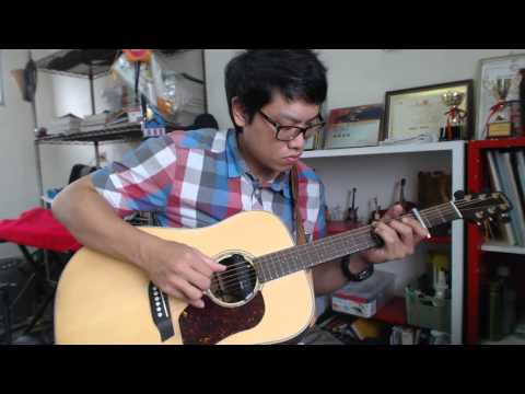Video Redfoo - New Thang -Fingerstyle Guitar Cover download in MP3, 3GP, MP4, WEBM, AVI, FLV January 2017