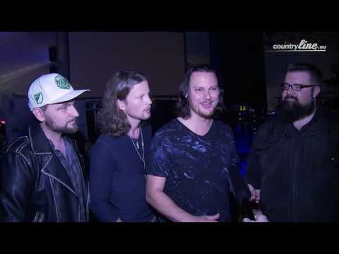 """""""Stars hautnah"""" Home Free European Country Festival 2016 – powered by countryline.eu"""