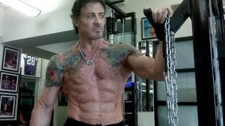 Đây là Sylvester Stallone !!!!!!