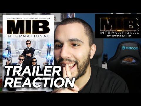 Men In Black International - Trailer Reaction