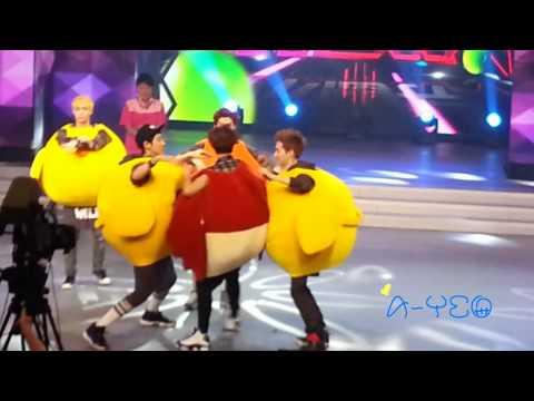 [130604 EXO HAPPY CAMP] GAME TIME ☞ KAI'S TURN!!! (видео)