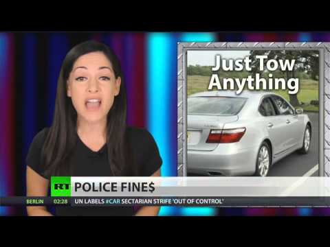 Mayor's co. illegally tows 1000s of cars to cash in