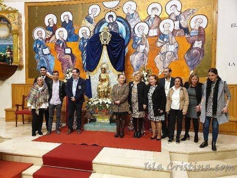 Función Principal y Devoto Besamanos en honor a la Virgen del Mar