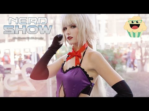 Cosplay Video - Nerd Show Bologna - Cosplay Showcase