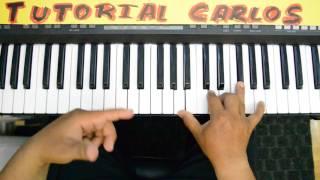 Espiritu y Verdad Marco Barrientos Piano Tutorial Carlos