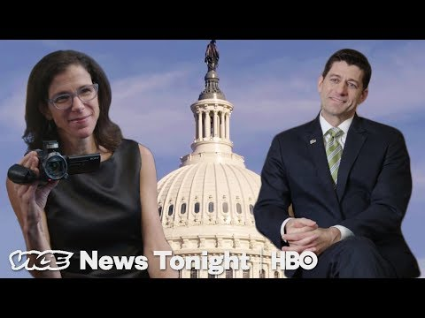15 Departing Congress Members Tell The Newbies What To Expect | VICE News Tonight Special (HBO)