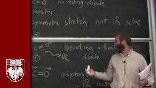 Lecture 6 - What Makes a Greenhouse Gas?