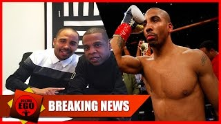 ANDRE WARD P4P STAR SIGNS TO JAY Z'S ROC NATION SPORTS