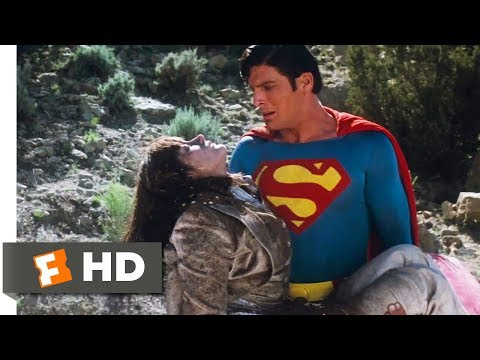 Superman (1978) - The Death Of Lois Lane Scene (9/10) | Movieclips