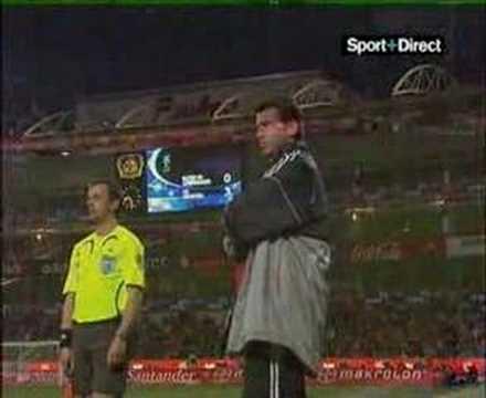 Osasuna 3 - 0 Bayern Leverkusen (Copa UEFA 2007)