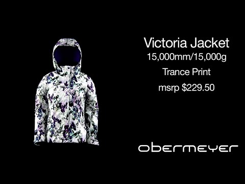 Technical features of the Victoria Jacket