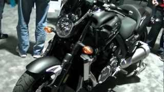 4. 2012 Yamaha VMAX / VMX17 review