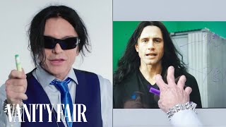 "Video Tommy Wiseau Breaks Down a Scene from ""The Disaster Artist"" 