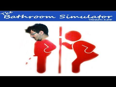 Where You Should Pee | Bathroom Simulator
