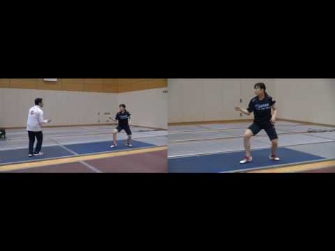 FJE Coaching Video Footwork ver  sample