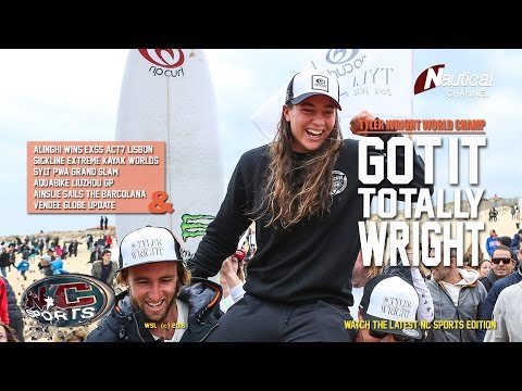 NC Sports 14 Oct| The Wright Champ, Alinghi Wins Lisbon, Sickline Kayak