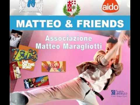 MATTEO E FRIENDS : SABATO 25 FEBBRAIO IMPERIA RICORDA MATTEO MARAGLIOTTI.