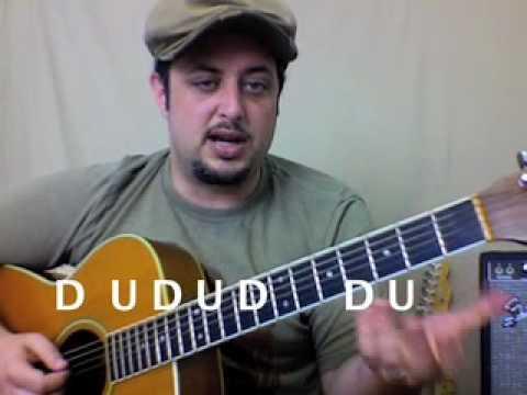 Easy Songs (Guitar Lesson) Acoustic – Matchbox 20 – 3 am – Rob Thomas