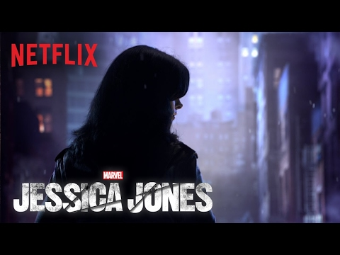 Marvel's Jessica Jones Season 1 (Teaser 'Evening Stroll')