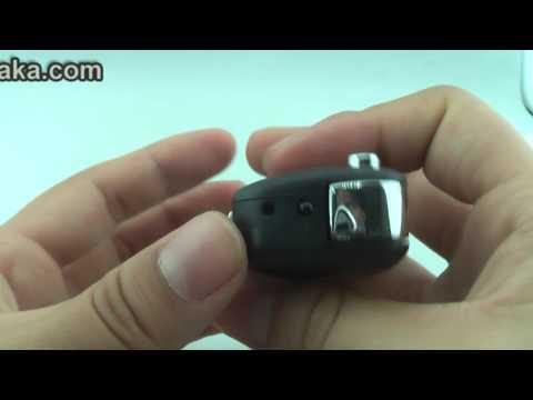 HD 1920 x 1080 Mini Car Key DV Spy Camera Hidden DVR Camcorder | Mini Car Key Spy Cam Review
